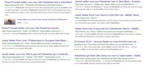 settler story